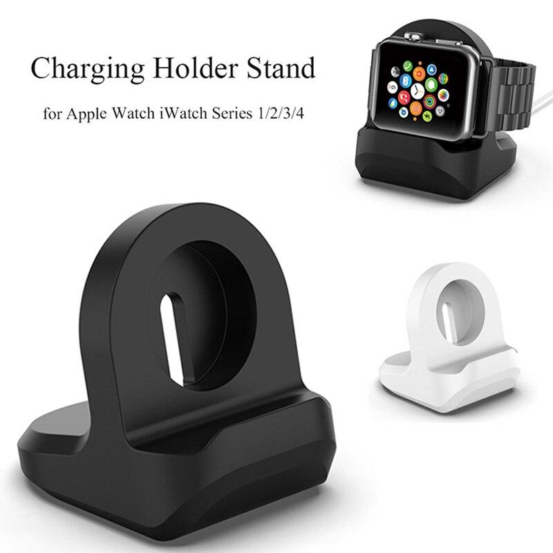 Подставка-держатель для iWatch Series 1/2/3/4 Apple Watch, зарядный кабель для iWatch Portable