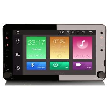 7 2 Din Auto Radio Android 10 4+64G For Alfa/Romeo/Spider/Brera/159 Sportwagon RAM 4G Car Multimedia Video DVD Player GPS DVR