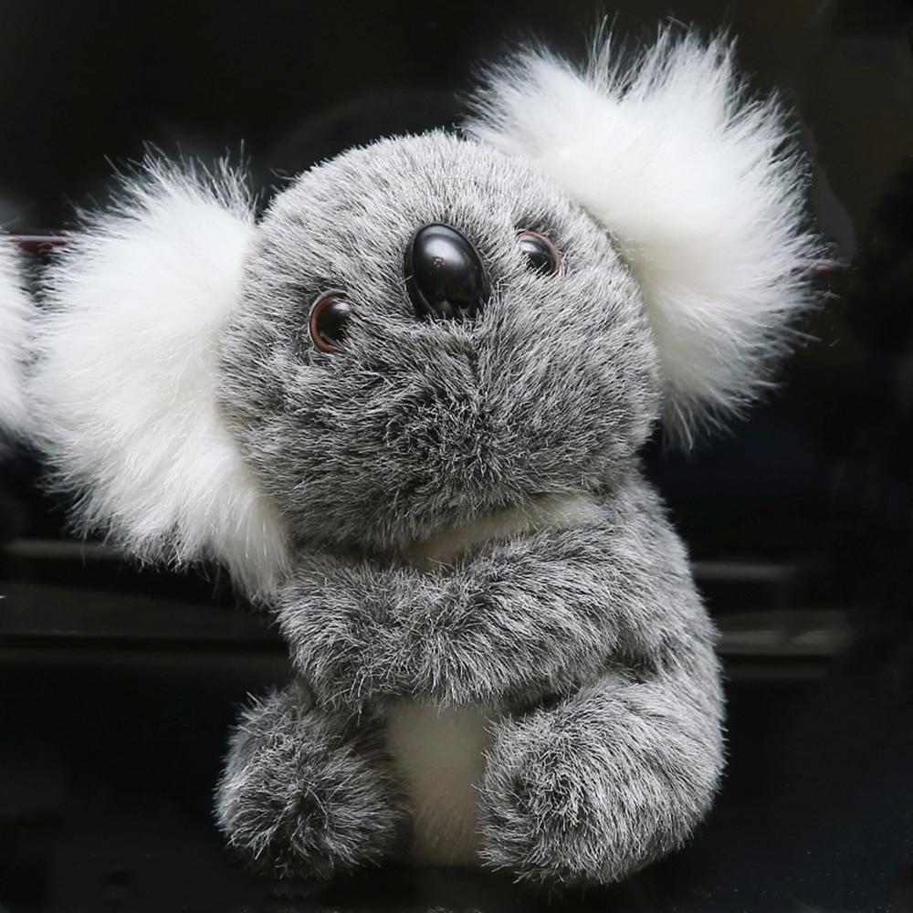 13/18/21 см новое поступление, супер милый маленький плюшевый медведь коала, игрушки, приключения, кукла коала, день рождения, рождественский по...