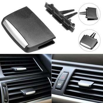 Air Conditioning Exhaust for BMW X5 E70 X6 E71 Air Grille Grommets Clamp of Position Front Air Conditioning Vent Car Accessories image
