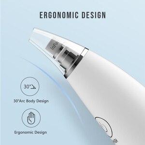 Image 2 - Inface Blackheadเครื่องมือกำจัดลบสิวหัวดำล้างสิวไฟฟ้าดูดทำความสะอาดใบหน้าสำหรับXiaomi Facial Skin Care