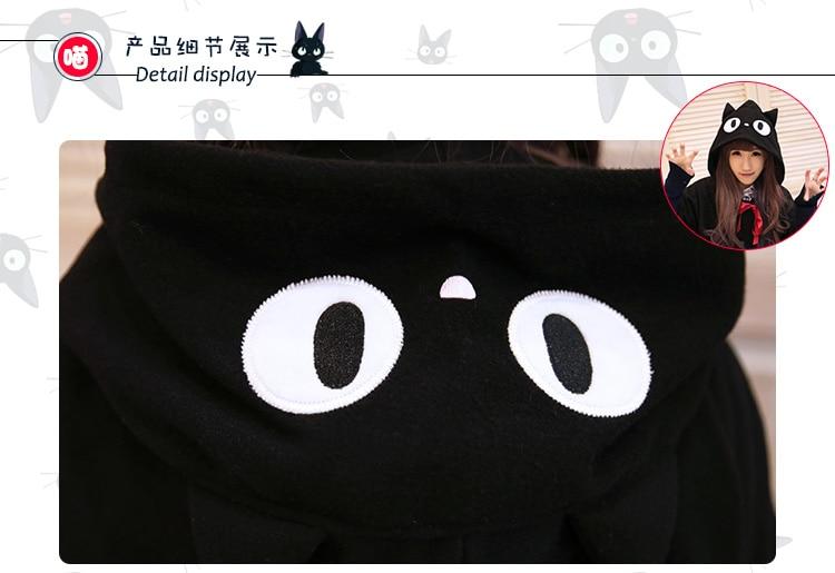 Monzon oficial macio cobertor quente manto gato