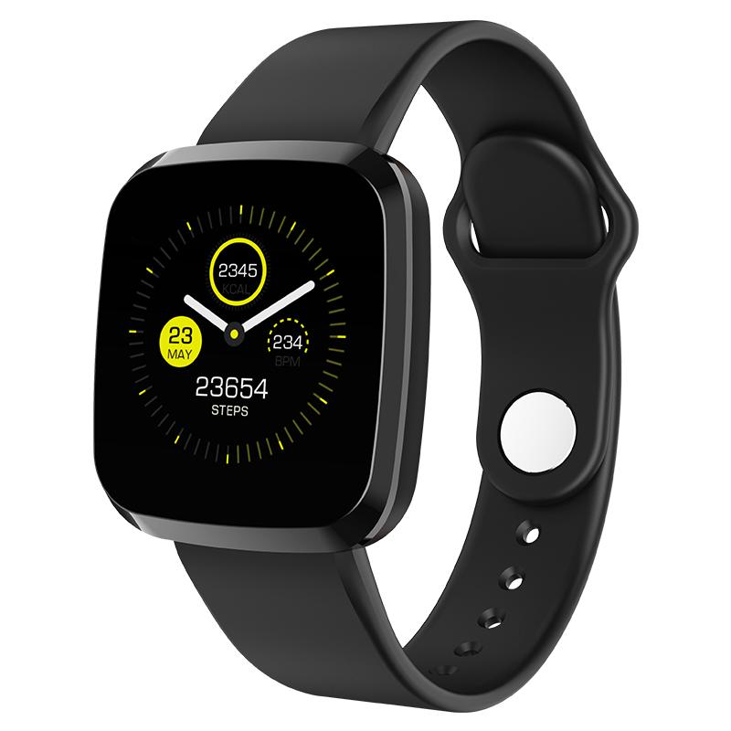 <font><b>P3</b></font> <font><b>Smart</b></font> <font><b>Watch</b></font> Waterproof Heart Rate Fitness Tracker Bracelet Men Women Clock Sports <font><b>Watch</b></font> SmartWatch For Android IOS Phone image
