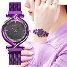 цена на Luxury Personalized Diamond Women's Watch Creative Dial Fashion Rose Gold Ladies Quartz Wristwatch Crystal Relogio Feminino