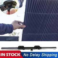 New Car Window Retractable Sunshade Foldable Windshield Sunshade Cover Shield Curtain Auto Sun Shade Block Anti-UV Window Shade