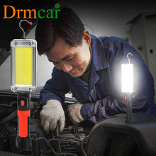 Светодиодный фонарь рабочего освещения cob прожексветильник