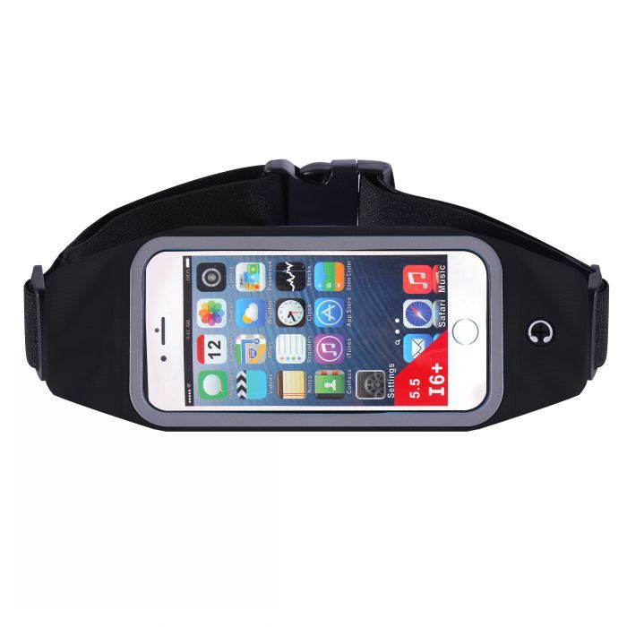 Outdoor Sports Mobile Phone Waist Bag Men And Women Running Casual-Touch Screen Belt Multi-functional Fitness Waterproof Bag