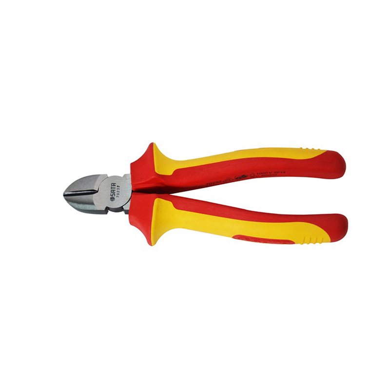 For Cutting Pliers 6 (170mm) Side Cutters, diagonal cutting pliers Dielectric 70232 jingliang jl a17 professional diagonal cutting pliers black