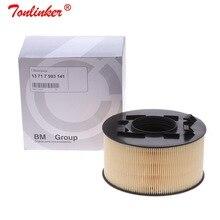 Engine Air Filter 13717503141 1Pcs For Bmw 3 E46 316i 318i  316ti 318ti 316Ci 318Ci  2001 2005 2006 2007 Filter Car Accessories