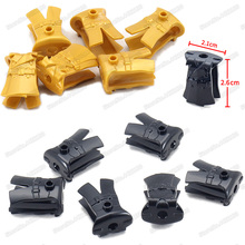 Military Figures Military Coat Building Block Moc World War 2 Weapons Army Commander Wear Clothes Model Diy Christmas Gifts Toys sino japanese war world war 2 ww2 chinese eighth route army military building block toy figures brick with weapons 71008