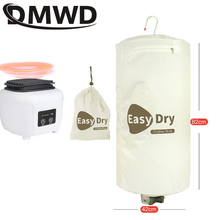 Dryer Heater-Hanger Drying-Machine Laundry-Clothing DMWD Electric Mini Portable Folding
