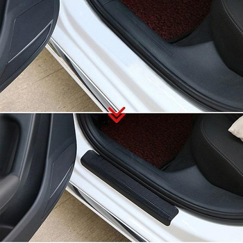 High Quality Car Side Air Flow Vent For Fender Hole Cover Intake Grille Duct Decoration ABS Plastic Sticker image