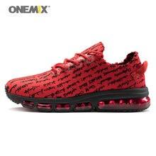 Onemix новые мужские кроссовки для бега с воздушной подушкой