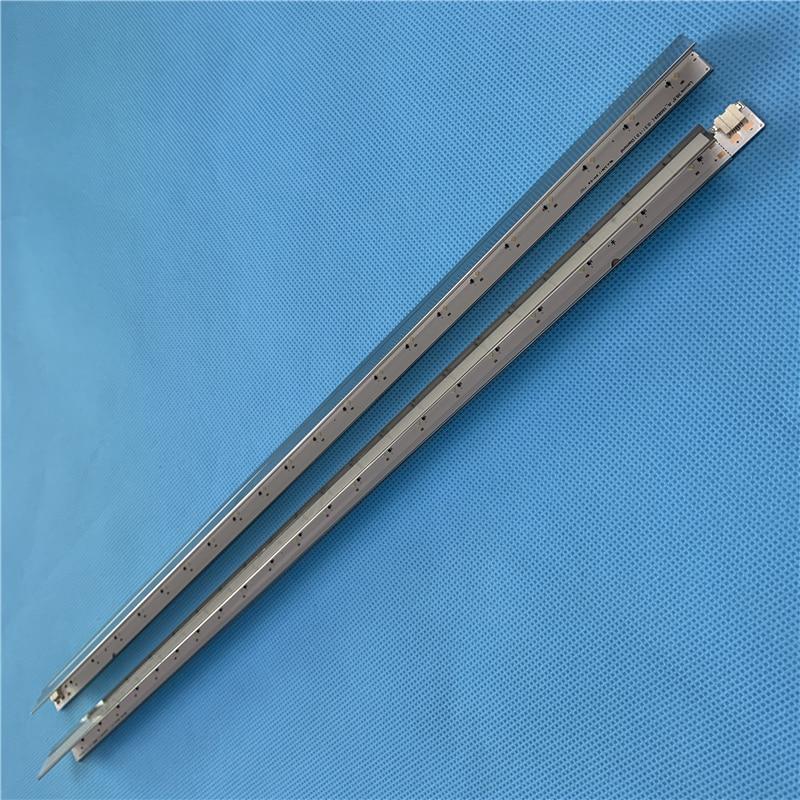 100% New 820mm LED Backlight Strip 62lamp For Samsung Led Backlight Strip Louvre 39.5