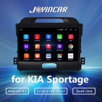 2Din Car Android Radio multimedia player for KIA sportage 2010 2011 2012 2013 2014 2015 2 Din autoradio video GPS Navi Player image