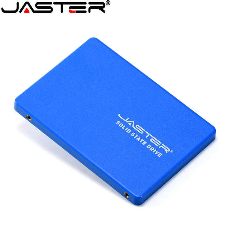 JASTER SSD 500GB SATA3 128GB 256GB 480GB 240 GB 1TB 2TB 960GB wewnętrzny dysk SSD HDD na komputer stacjonarny