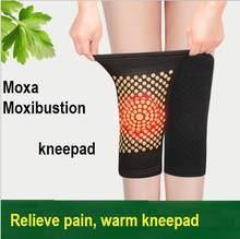 2pcs/1 Pair Moxa Moxibustion kneepad, Knee protection, Mugwort warm , pain relief, rheumatism, joint protect