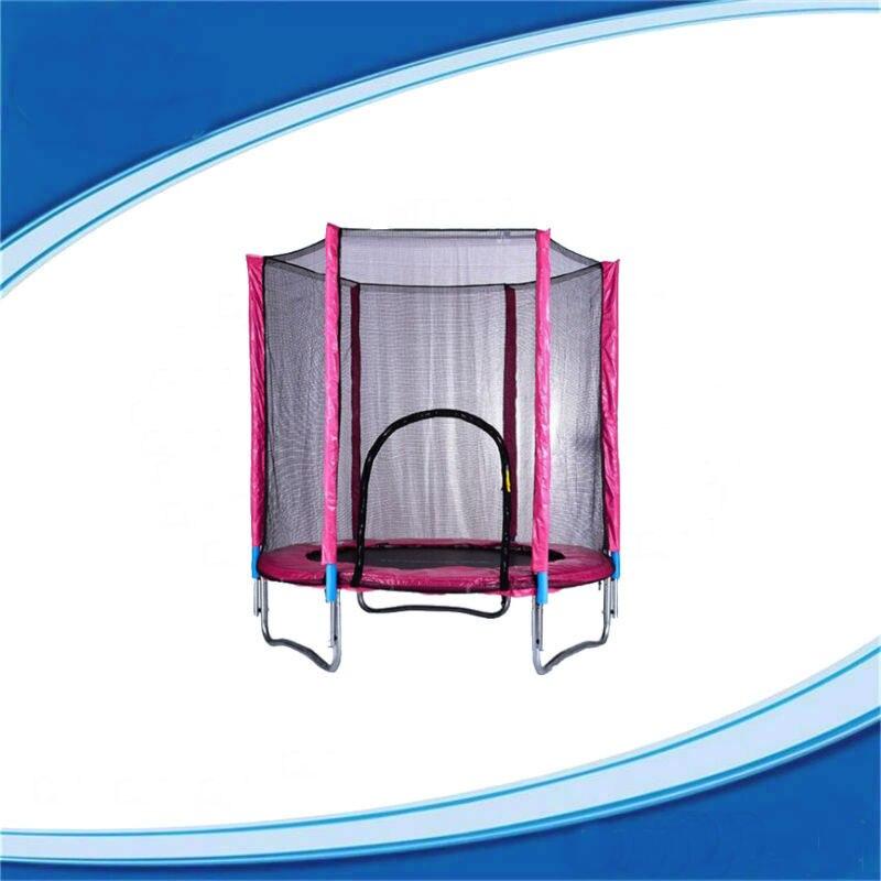 Producenci sprzedaży bezpośredniej dla dzieci na świeżym powietrzu duża trampolina sprzęt Fitness rozrywki kryty trampolina
