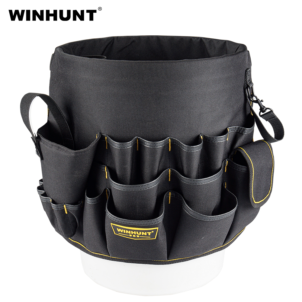 Winhunt WH006 New Bucket Bag Tool Organizer Bucket Tool Bag Free Shipping