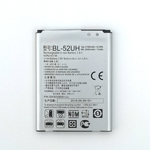NEW Original 2100mAh BL-52UH Battery For LG  High Quality + Tracking Number