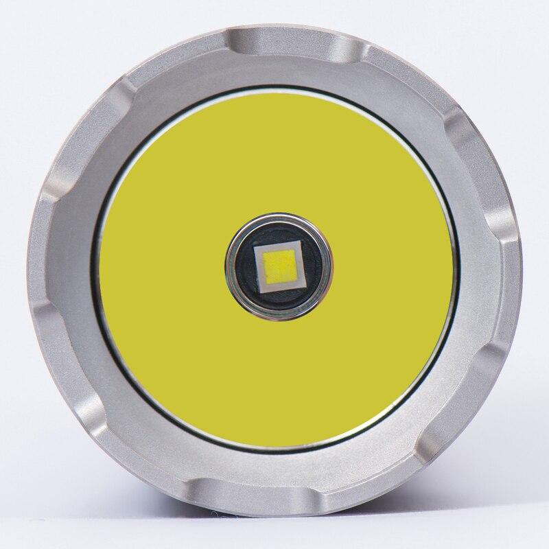 Nouveau KLARUS XT11GT CREE XHP35 LED 2000 Lm 4 Mode tactique lampe de poche LED + Port USB gratuit et 18650 Battey pour l'auto défense - 3
