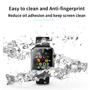 Image 4 - Screen Protector Clear Full Coverage Protective Film for Apple Watch 5 4 3 2 1 Protective Film For Iwatch 40MM 44MM 38MM 42M