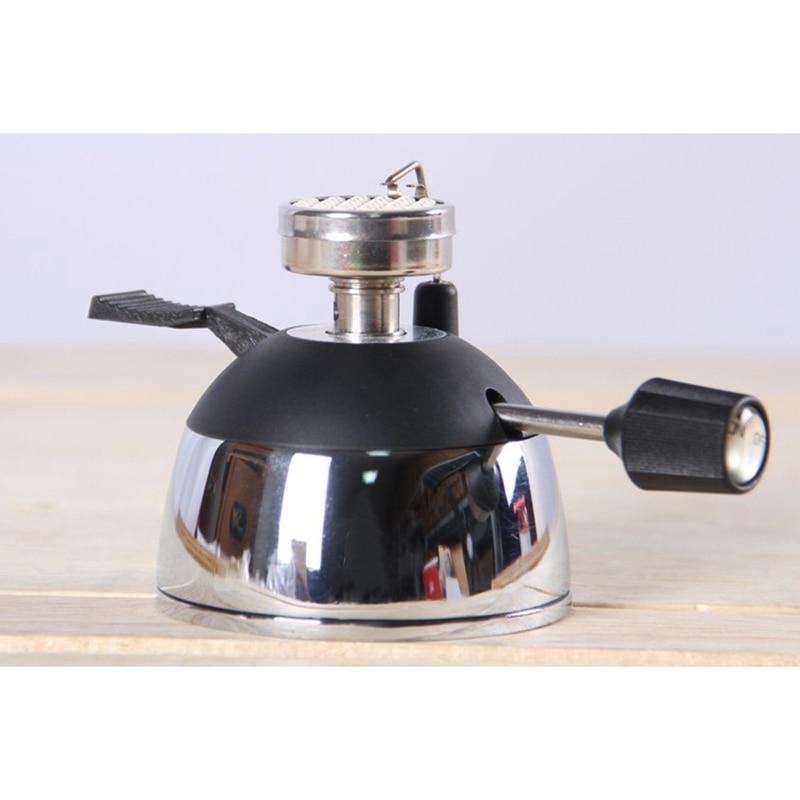 Mini Gas Burner Ht 5015Pa Mini Tabletop Gas Butane Burner Heater For Siphon Coffee Maker Or Tea Portable Gas Stove  Mini Coffe Tea Fire Stoves     - title=