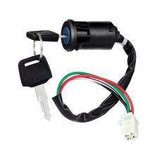 Motorbike Ignition Starter-Switch Vehicle-Motor with Lock-Cylinder for All-Terrain