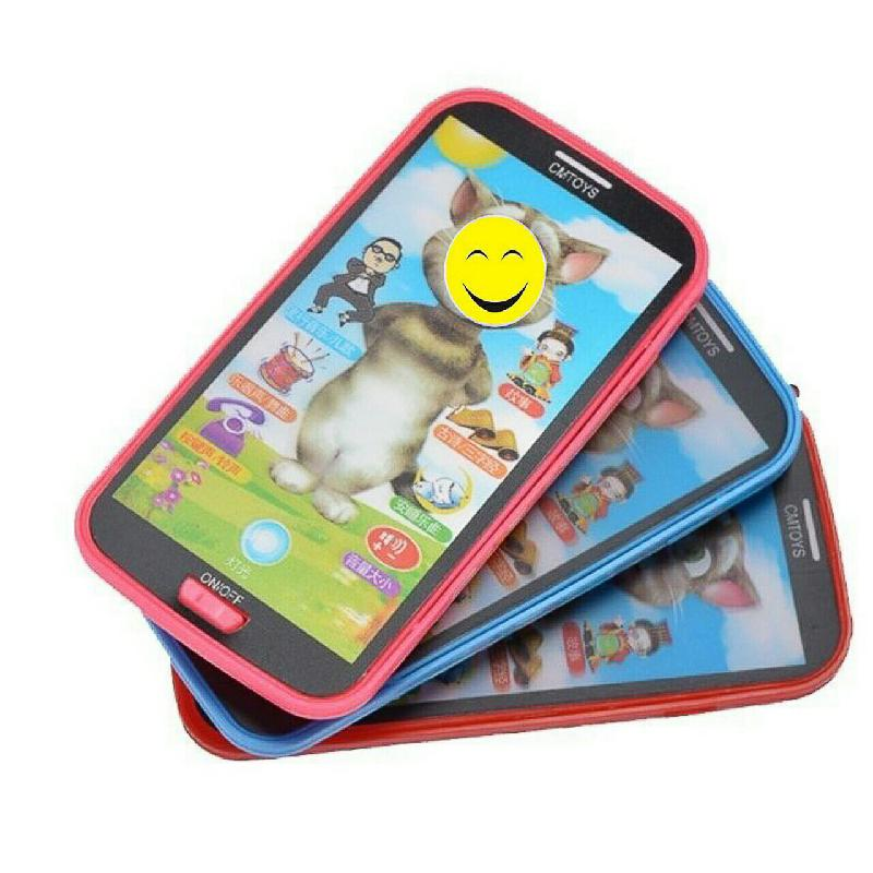 Children's Mobile Toys Simulated Touch Music Mobile Phone Multifunctional Early Education Educational Toys