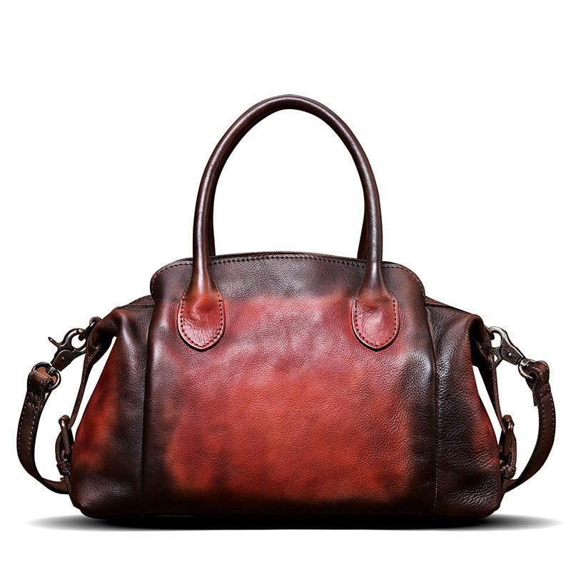 Marque de luxe concepteur en cuir véritable femmes sac à main à la main femme en cuir sac fourre-tout marque concepteur femmes épaule sac à bandoulière