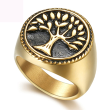 New arrival finger ring jewelry titanium steel figure rings fashion jewelry gold color ring for women and men free shipping