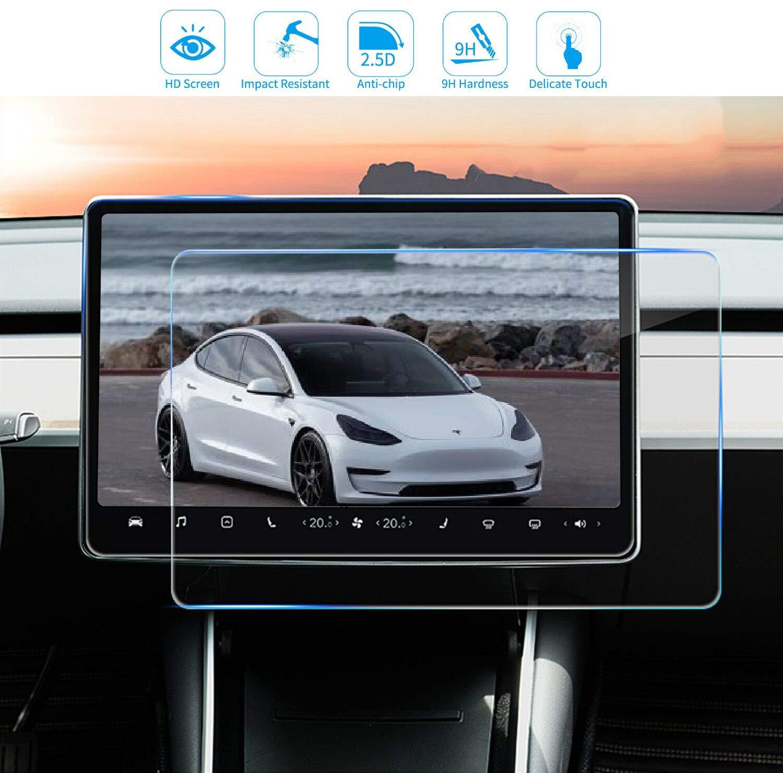 For Tesla Model 3 Model Y 15 inch Center Control Car ...