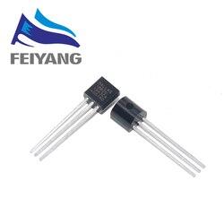 10pcs DALLAS DS18B20 18B20 TO-92 IC CHIP Sensor de Temperatura Termômetro