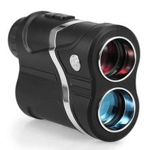цена на Hunting Range Finder 600M Golf Rangefinder Monocular Telescope Usb Rechargeable Digital Monocular Range Finder Measuring Tool