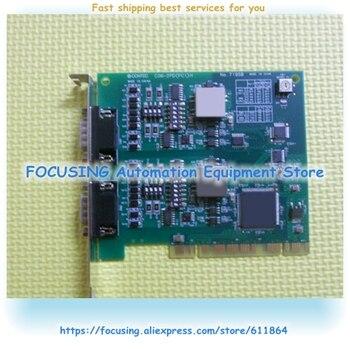 COM-2PD(PCI)H NO: 7195B Industrial Acquisition Card Data Acquisition Card
