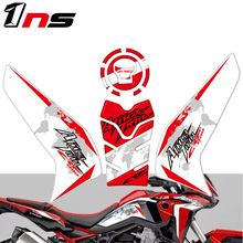 Sticker Tank-Pad Anti-Slip Motorcycle CRF1100L HONDA FOR Color-Paste Africa of New-Type