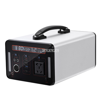 High-Capacity 270000mAh Outdoor Camping Traveling Emergency Mobile Power supply Bank Portable Power Station Generator 110V/220V