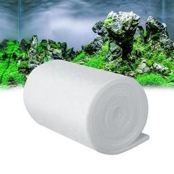 1m X 12cm zagęścić bawełniany filtr filtr biochemiczny piana filtracja gąbka uszczelniająca dla akwarium bawełna biochemiczna