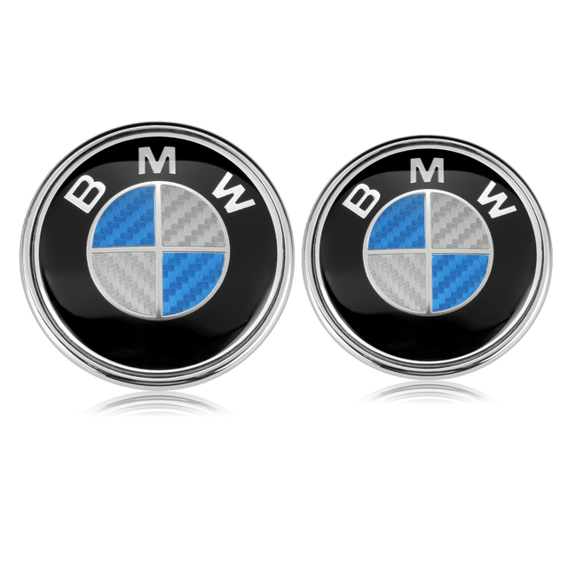 Steering Wheel Center Caps Emblem for BMW