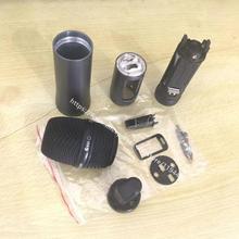 استبدال إصلاح غطاء ميكروفون لاسلكي/ميكروفون الإسكان ل Sennheiser 100G3 EW100G3 135 g3 مع أجزاء بلاستيكية