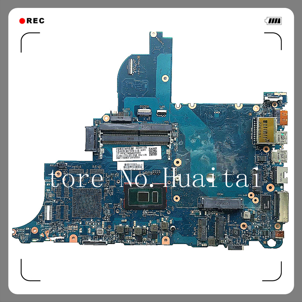 For Probook 640 G2 <font><b>650</b></font> G2 Laptop Motherboard 840717-001 840717-601 <font><b>i5</b></font>-6300u DDR4 100% tested fully work image