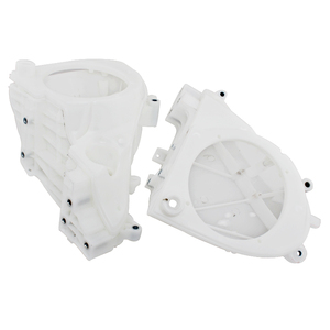 Image 5 - Motorcycle White Inner Fairing Speaker Covers For Harley Street Glide Electra Glide Ultra Limited Trike Glide 2014 Later