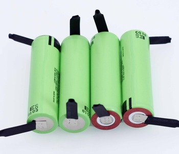2021 New Original NCR18650B 3.7 v 3400mah 18650 Lithium Rechargeable Battery Welding Nickel Sheet batteries 5