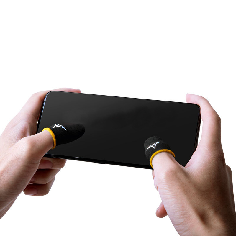 Flydigi Beehive 2 for PUBG Mobile Game Sleep-proof Sweat-proof Game Thumbs Finger Sleeve for iOS Android Smartphone Game Playing