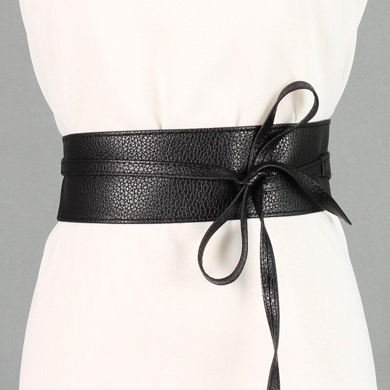 Wide Belts For Women Female Designer Belt Waist Girdle Lady Waist Seal Waistband Dress Clothes Waist Wrap Jewelry Accessories