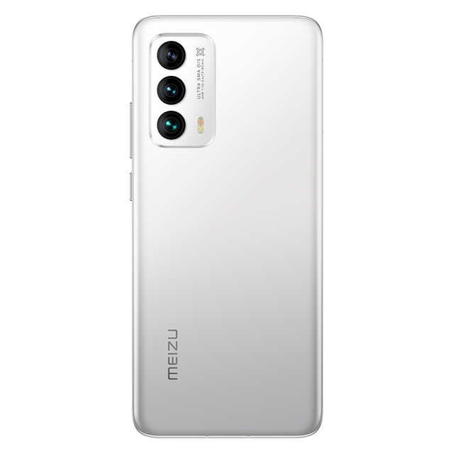 """In Stock Meizu 18 5G Smart Phone 30W Fast Charger Snapdragon 888 Android 10.0 GPS Screen Fingerprint 64.0MP 6.2"""" 120HZ AMOLED 4"""