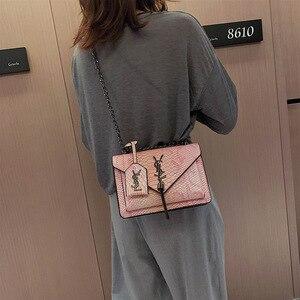 Luxury Brand Woman Bag Fashion Designer Classic Diagonal Bag Shoulder Large Capacity Pu Ladies Portable Diagonal Bag