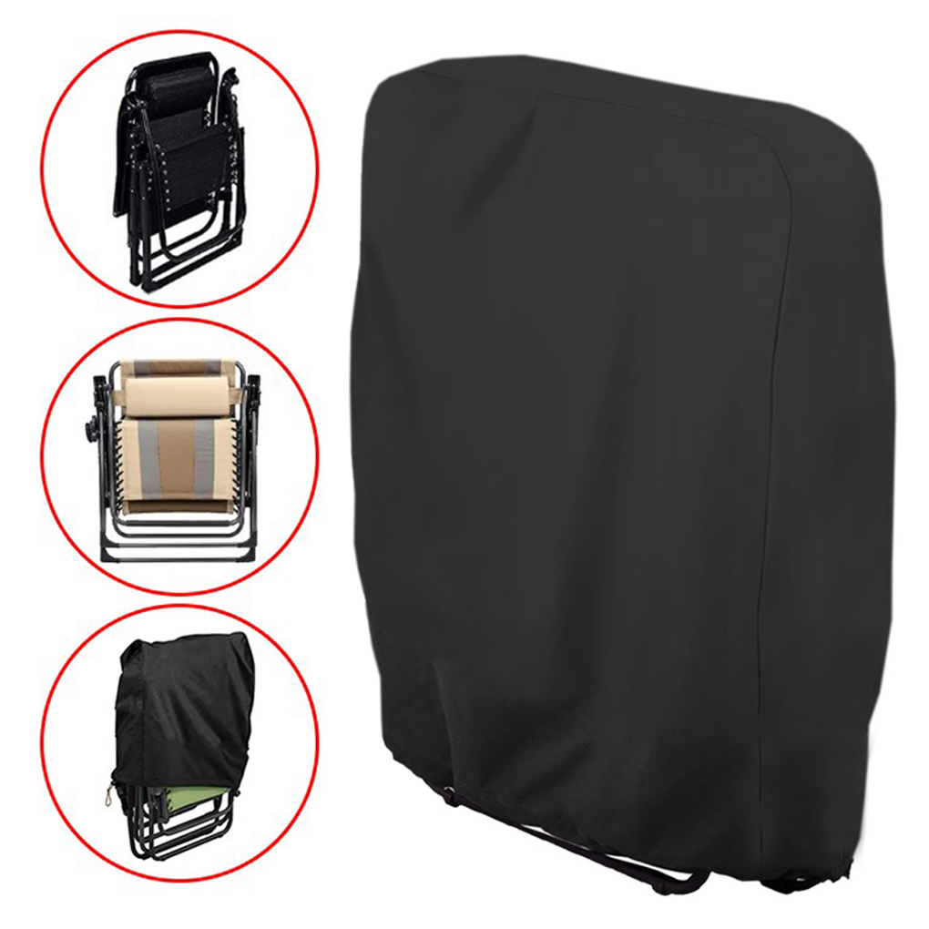 Oxford Waterproof Folding Chair Cover 1 Chair And Sofa Covers