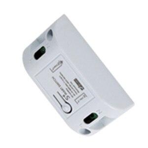 Image 3 - Wifi Anahtarı DIY Akıllı Ev Otomasyonu Modülleri Kablosuz Uzaktan Kumanda Işık Zamanlayıcı Röle Anahtarları 110 V 220 V Alexa ile Çalışır