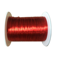 1kg Red Magnet Wire 1.5mm 60M QA Enameled Copper Wire Magnetic Coil Winding For Electric Machine DIY Electromagnet Making